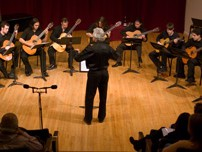 The Conservatory Guitar Ensemble