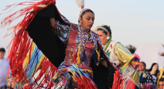 Redhawk Native American Dancers