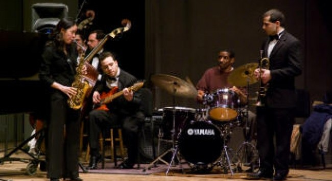The Conservatory Jazz Ensemble