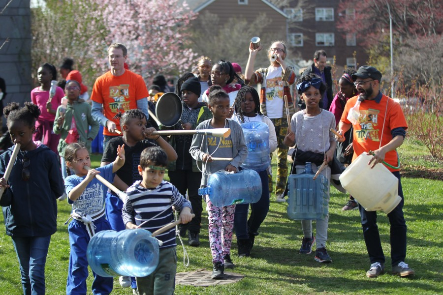 11th Annual National Grid Earth Day Celebration, Apr 21